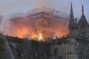 «Весь Париж стоит на площадях и плачет...» Очевидец рассказывает, что происходит возле Собора Парижской Богоматери