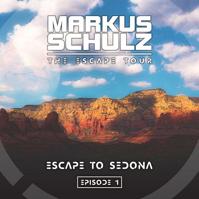 Markus Schulz - Escape to Sedona