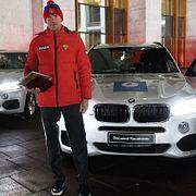 Российским призерам Олимпиады подарили не те BMW