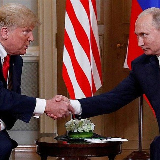 Владимир Путин провел первую полномасштабную встречу с Дональдом Трампом