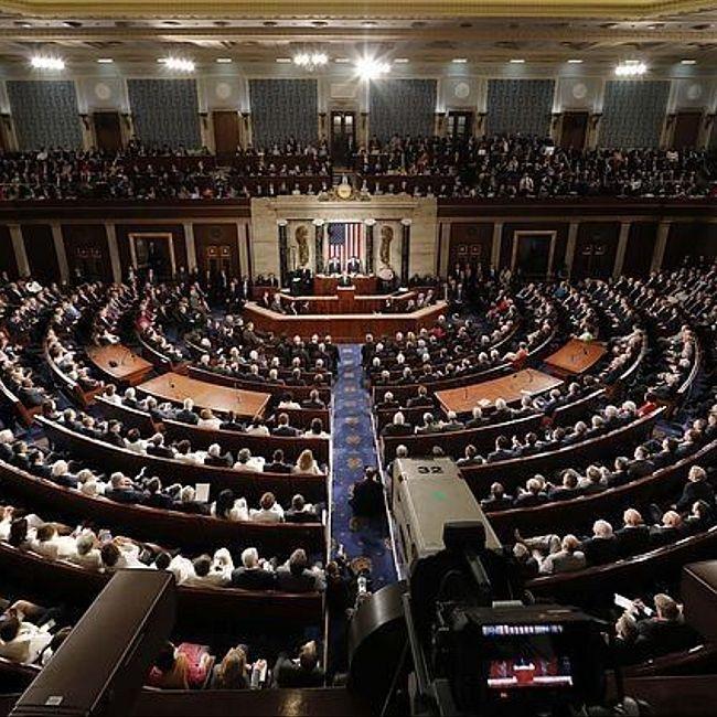 Почти единогласно: палата представителей США одобрила санкции против России