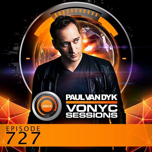 Paul van Dyk's VONYC Sessions Episode 727