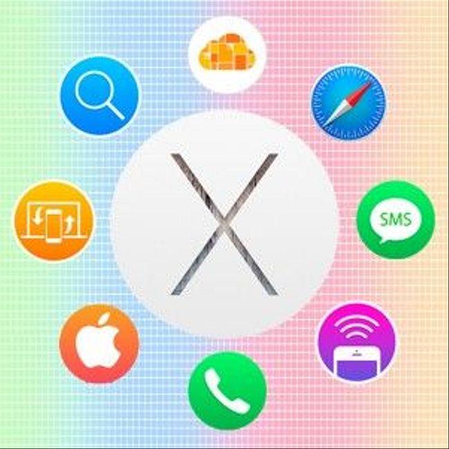 Анализ WWDC 2014: OS X Yosemite