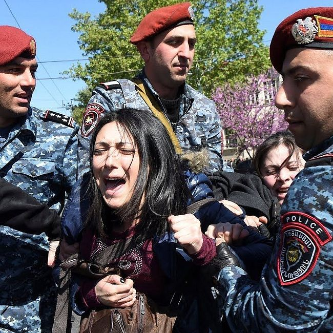 Народ против Саргсяна, новые санкции из-за Сирии   ИТОГИ ДНЯ   16.04.18