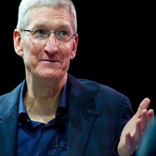 Презентации Apple и Microsoft - такие разные миры