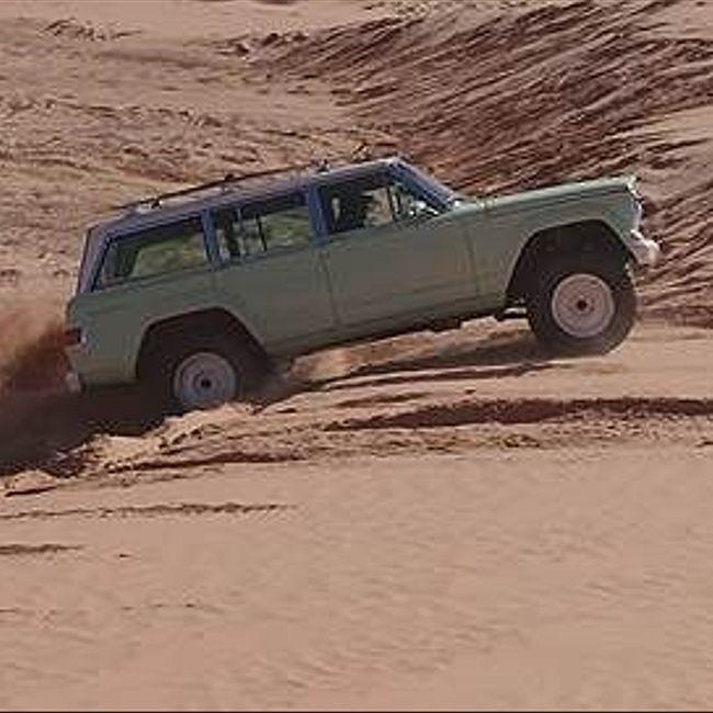 «Когда название продукции становится настоящей легендой, это большая честь» // Дмитрий Гронский — о марке Jeep