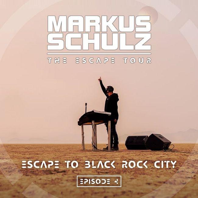 Global DJ Broadcast: Escape to Black Rock City with Markus Schulz (Nov 19 2020)