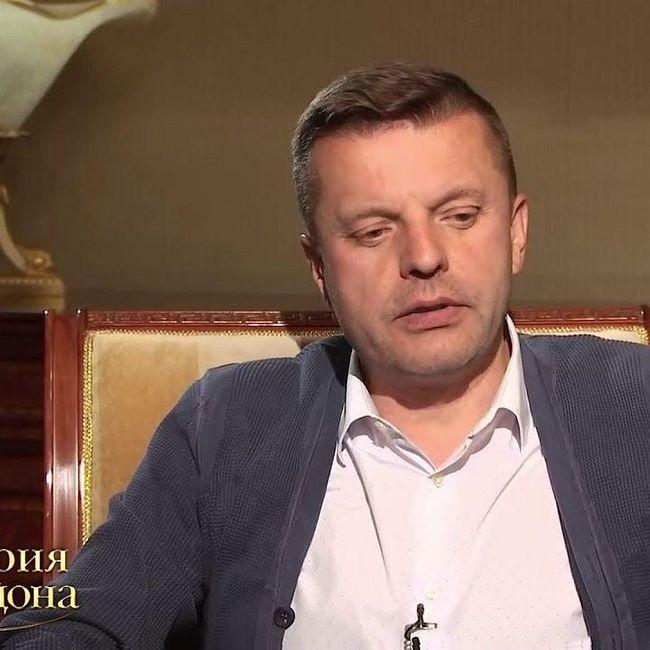Парфенов о своей резонансной речи на церемонии вручения премии имени Листьева