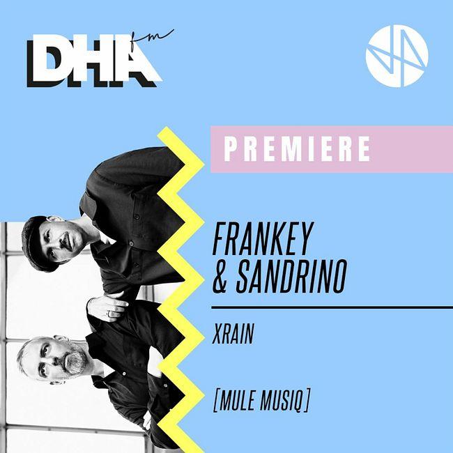 Premiere: Frankey & Sandrino - XRain [Mule Musiq]