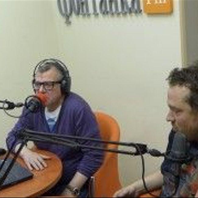 Андрей Ургант рассказывает опредстоящем фестивале кузнечного искусства вПетербурге (298)