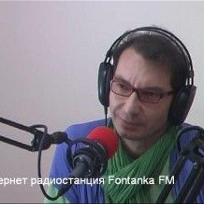 Международный день танца вСПБ: Ринат Дулмаганов вэфире. (293)