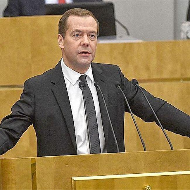 Дмитрий Медведев: Дайте универсальный рецепт для экономики, если сами порулить готовы!