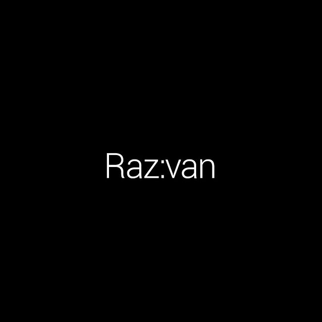 Episode #29: Raz:van