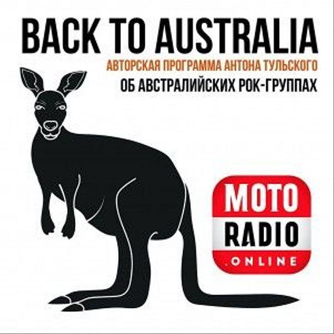 """Австралийская прогрессив-рок-группа """"Madder Lake"""" в программе BACK to AUSTRALIA"""