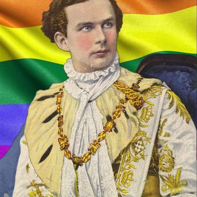 Людвиг II Виттельсбах. Часть 5. Король — гей или аутофил?