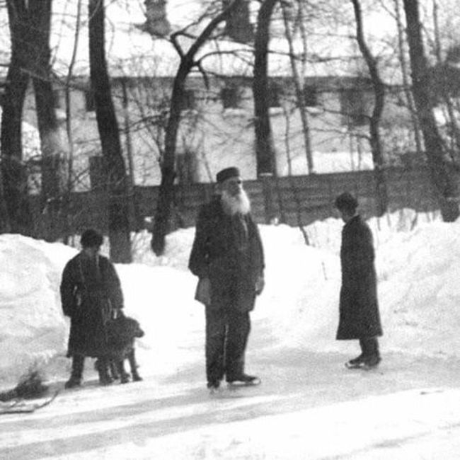 Зимние развлечения по совету русских классиков