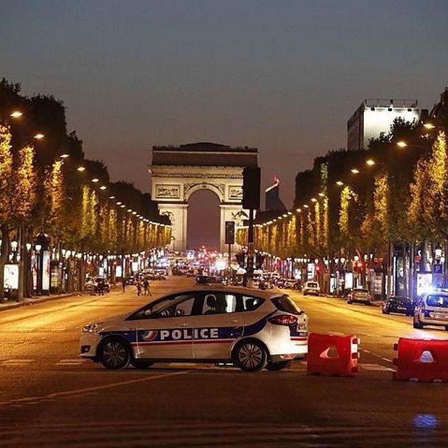 Стрельба в центре Парижа: ответственность за теракт взяли на себя боевики ИГ*