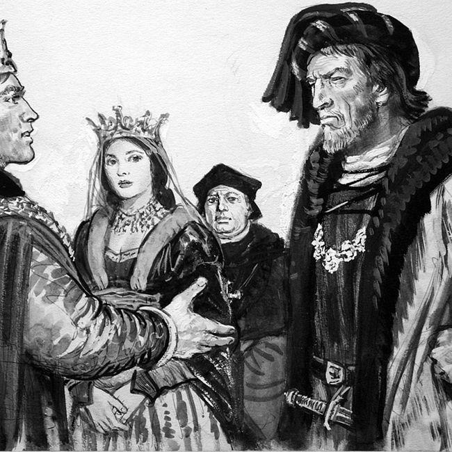 Эдуард IV Йорк. Часть 4. Дьявольские браки Вудвиллов