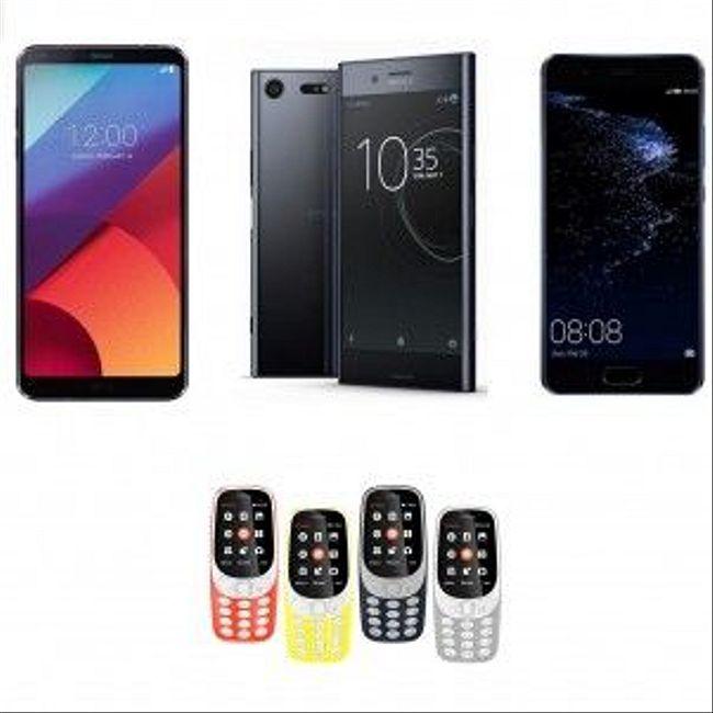 Итоги MWC 2017 - LG G6, Sony XZ Premium и все-все