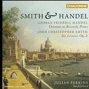 crypt 082 : Smith & Handel  - Julian Perkins