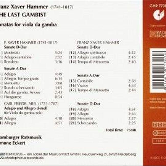 crypt 081 : Franz Xaver Hammer