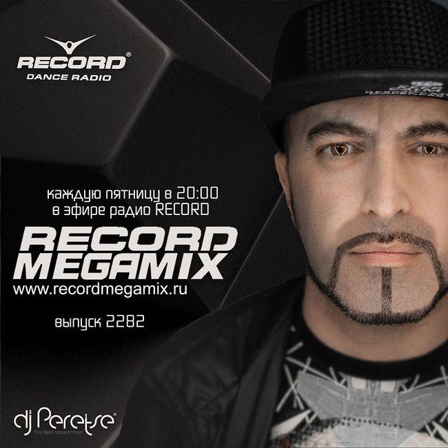 DJ Peretse - Record Megamix (25-10-2019) #2282