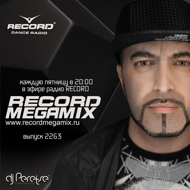 DJ Peretse - Record Megamix (31-05-2019) #2263