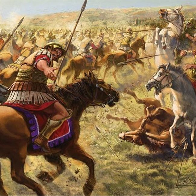 Войны диадохов