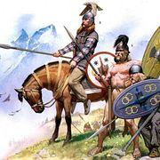 Римляне против галлов