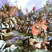Рим против Британии