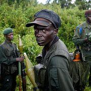 Гражданская война в Конго