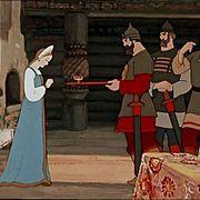 Сказка о мёртвой царевне и семи богатырях , часть 2 (А.С.Пушкин)