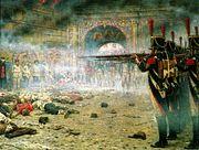 Война 1812 года. Французы в Кремле