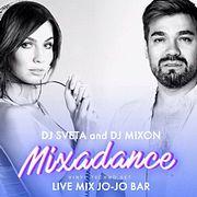 Dj Mixon & Dj Sveta - Live Mix in JoJo Bar (09.08.2019)