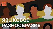 Языковое разнообразие — курс Владимира Плунгяна