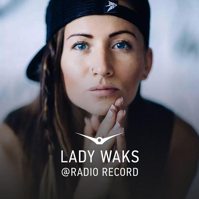 Lady Waks @ Record Club #523 (20-03-2019)