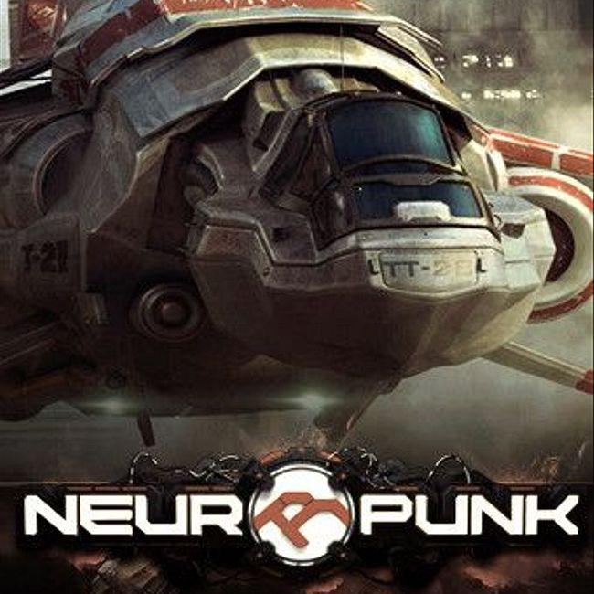 Neuropunk pt.45 mixed by Bes