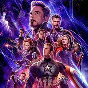 589. Film Club: Avengers Endgame / Marvel Cinematic Universe (with Fred Eyangoh)