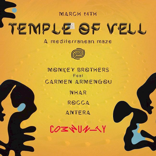 Monkey Brothers — Mediterranean Maze Podcast 2020 (14 March, Temple Of Vell / Community Moscow)