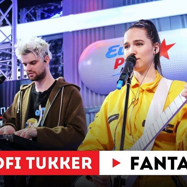 Европа Плюс Акустика: Sofi Tukker – Fantasy