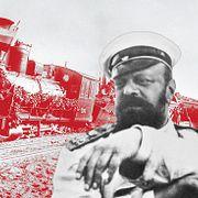 Крушение поезда царя Александра III