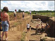 Археологические новости Гнёздова