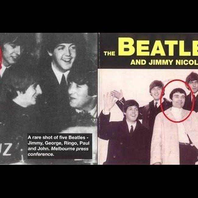 Джимми Никол. Неизвестный барабанщик Beatles