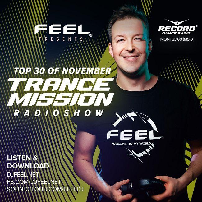 DJ Feel - TOP 30 OF NOVEMBER 2019 (03-12-2019)