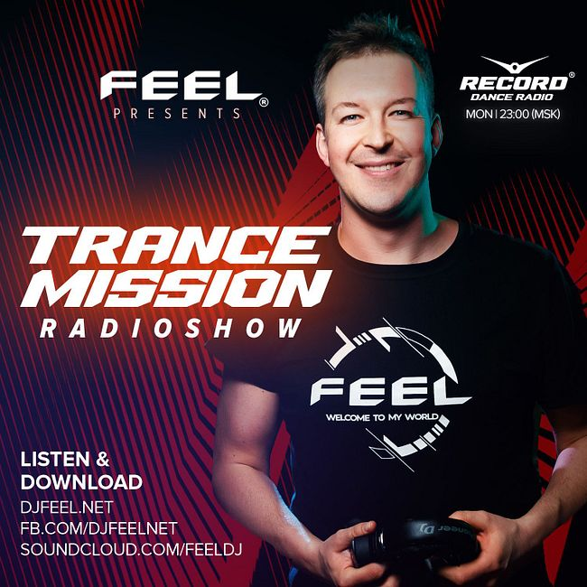 DJ Feel - TranceMission (10-12-2019)