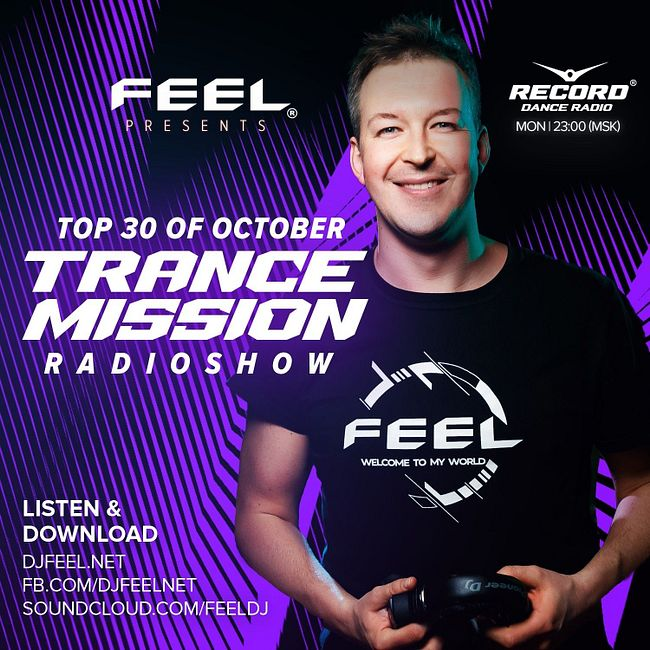 DJ Feel - TOP 30 OF OCTOBER 2019 (12-11-2019)