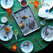 Неудачный ужин (Дара)