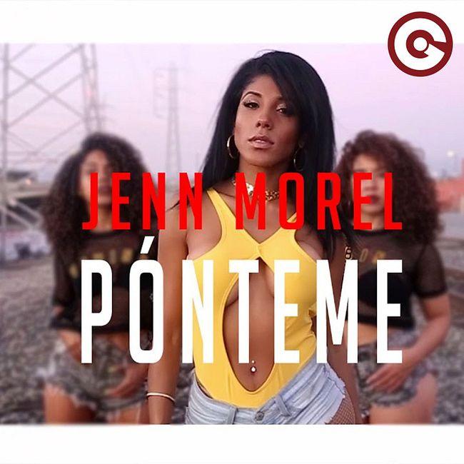 Jenn Morel - Ponteme (D' Luxe Mash Up)