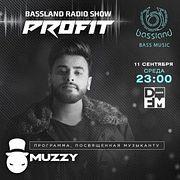Bassland Show @ DFM (11.09.2019) - Эфир посвящен музыканту Muzzy, участнику фестиваля World of Drum&Bass (28.09.2019)