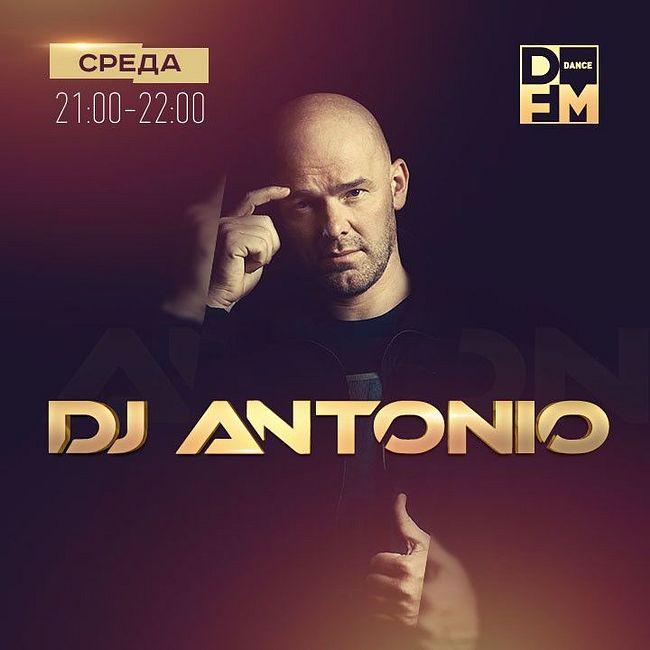 Dj Antonio - Dfm MixShow 186 #186